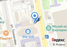 Компания «TELETRON» на карте