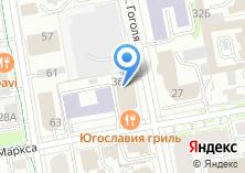Компания «Super АНГАР» на карте