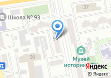 Компания «Well consulting» на карте