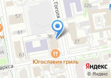 Компания «МегаТрейд-Урал» на карте