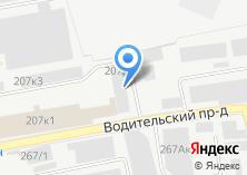 Компания «СантехКомплектМонтаж» на карте
