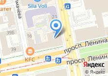 Компания «Шерлок шоп» на карте