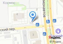 Компания «Водник» на карте