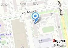 Компания «ЖЭУ №43» на карте