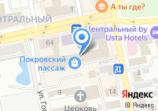 Компания «Гастрономия» на карте