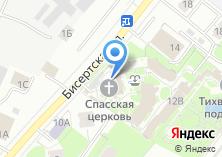 Компания «Храм в честь Всемилостивого Спаса» на карте