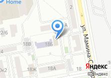 Компания «УНИКОРН ГРУПП» на карте