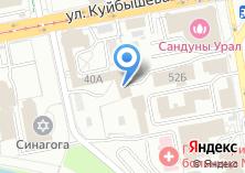 Компания «Новый Акрополь» на карте