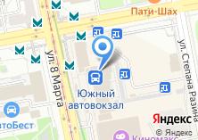 Компания «Городские аптеки» на карте