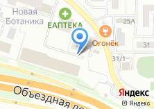 Компания «Виру-Екатеринбург» на карте