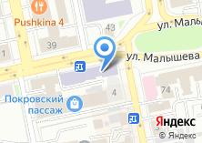 Компания «КонтрАжур» на карте