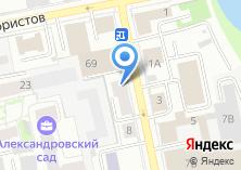 Компания «Экспресс Деталь» на карте