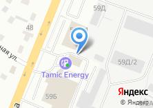 Компания «КАР-БОН» на карте