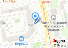Компания «Керамика-Урал» на карте