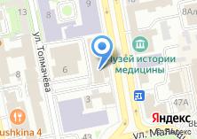 Компания «Доктор Рубль» на карте