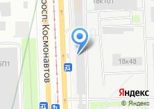 Компания «ПластПакет» на карте