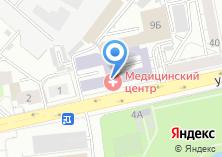 Компания «Исследовательская компания ИНФОРМЭС - Исследовательская компания» на карте