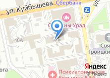 Компания «Стопол Рус Урал оптовая компания» на карте
