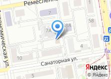 Компания «Салон бытовых услуг» на карте
