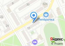 Компания «Мастерская по ремонту обуви на ул. Победы (г. Верхняя Пышма)» на карте