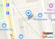 Компания «Живое слово» на карте