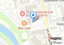 Компания «Сторинг» на карте