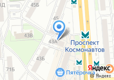 Компания «СпортМакси» на карте