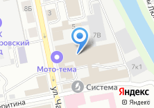 Компания «Адвокатский кабинет Гробылева Д.М» на карте
