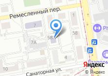 Компания «Детская музыкальная школа №8» на карте