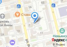 Компания «Lipa & Iva» на карте