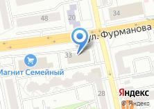 Компания «QiwiPost» на карте