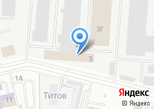 Компания «ПромСтройКомплект» на карте