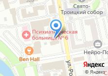 Компания «Банк культурной информации» на карте