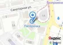 Компания «Магазин по продаже швейной фурнитуры» на карте