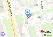 Компания «ПрофГеоПроект» на карте