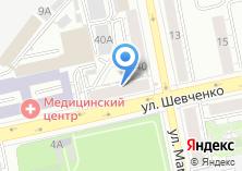 Компания «Дом детского творчества Железнодорожного района» на карте