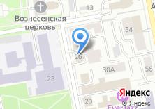 Компания «Уральский Энергетический Союз» на карте