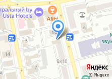 Компания «СТЭК Сервис» на карте