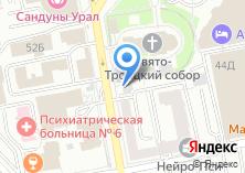 Компания «Лифт-сервис» на карте