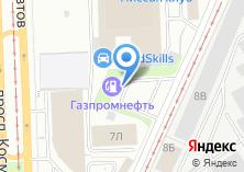 Компания «АГЗС» на карте