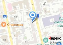 Компания «Autobrelok66.ru» на карте