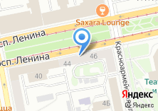 Компания «Дюжина» на карте