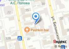 Компания «Охотник магазин» на карте