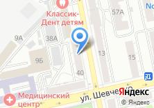 Компания «Июль» на карте