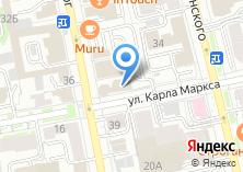Компания «Екатеринбургская правовая компания ЮНЭКС» на карте