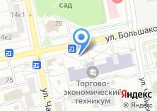 Компания «Вилана» на карте