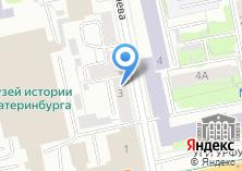 Компания «На Балконе» на карте