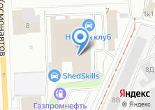 Компания «Екатеринбургское такси» на карте