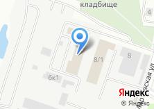 Компания «Параллакс» на карте