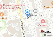Компания «Адвокатский кабинет Агеева А.В» на карте